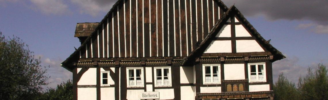 Bäckerei im Bauernhausmuseum, Detmold