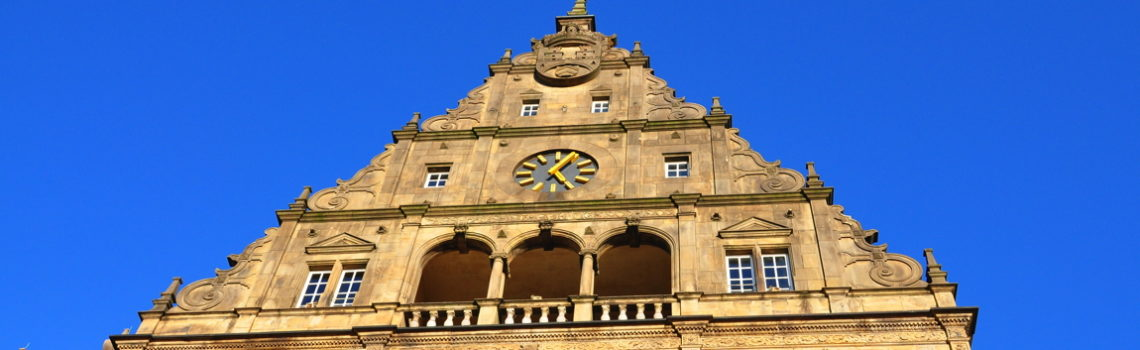 Rathaus, Bielefeld