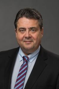 BM Sigmar Gabriel (BMWi) 2014