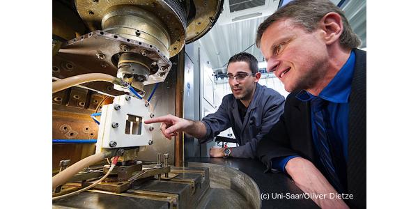 Die Universität des Saarlandes bildet für Industrie 4.0 aus