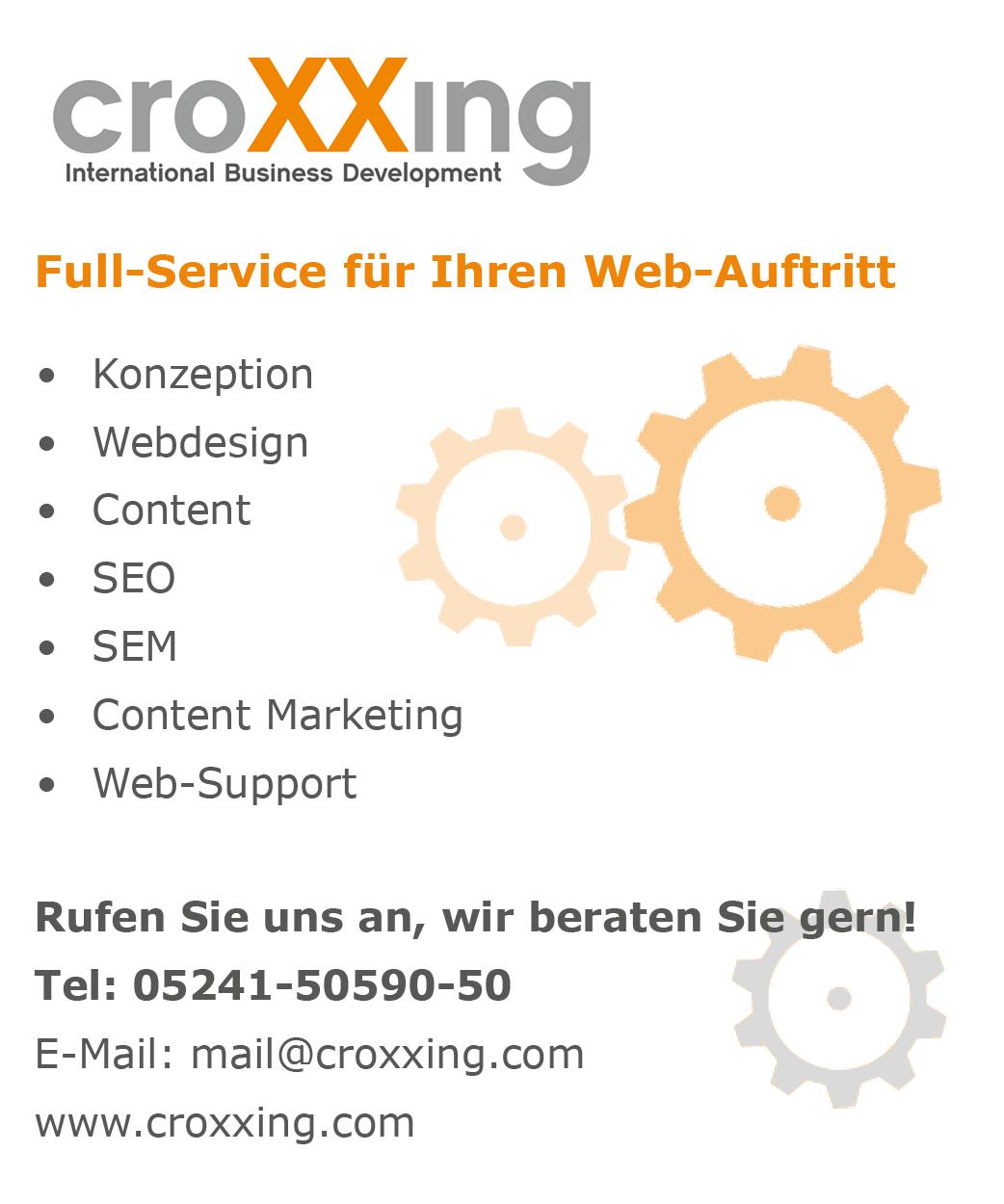 croxxing ad