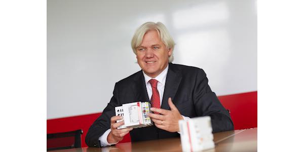 Beckhoff Automation steigert Umsatz um 22 % auf 620 Mio. Euro