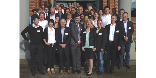 Teilnehmer Deutsch-französisches Networking in Sachen Industrie 4.0: Französische Wirtschaftsdelegation zu Besuch in OWL, © Eve Chapuis 2016