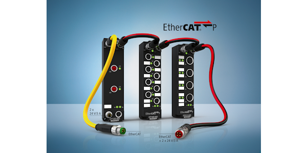 Beckhoff EtherCAT P IP 67, © Beckhoff Automation 2016