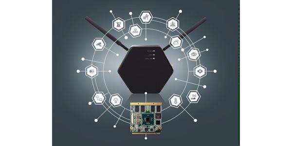 congatec stellt hochflexibles IoT Gateway System vor