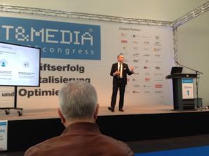 Ralf Eilert, IT&Media Future Congress, Bielefeld 2016, ©Margarete Keulen/ITK-OWL.de 2016