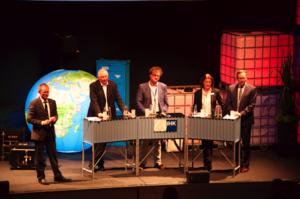IHK Aussenwirtschaftstag NRW, Panel Digitalisierung, ©ITK-OWL 2016
