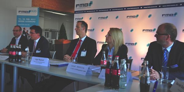 Volles Haus und viele Fragezeichen – Bericht von der FMB-Zuliefermesse Maschinenbau in Bad Salzuflen