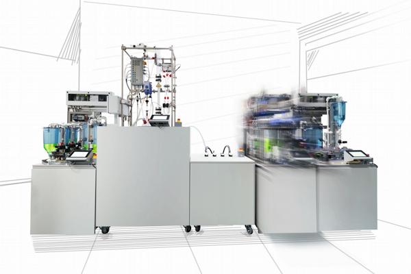 WAGO: DIMA - Dezentrale Intelligenz für modulare Anlagen, ©WAGO 2016