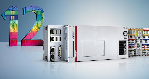 Mit den neuen Embedded-PCs CX20x2 steht Many-Core-Rechenleistung auf der Hutschiene zur Verfügung, © Beckhoff Automation GmbH & Co. KG 2016