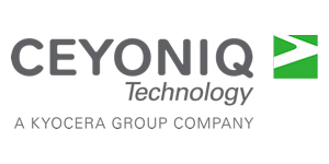 Logo CEYONIQ Technology GmbH. A Kyocera Group Company © 2016