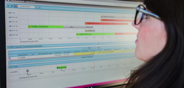 TRANSDATA zeigt auf der LogiMAT neue Features der Speditionssoftware Komalog