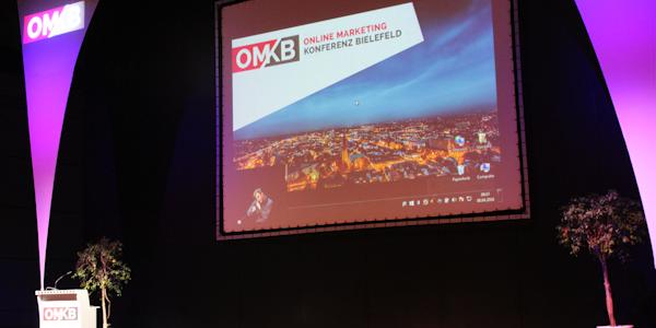 Save the Date: OMKB die Zweite – Online Marketing Konferenz Bielefeld am 31. März
