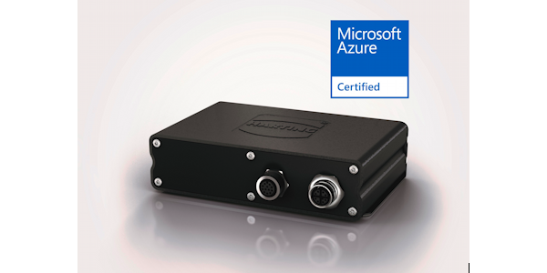 "HARTING MICA zertifiziert für ""Microsoft Azure for IoT"""
