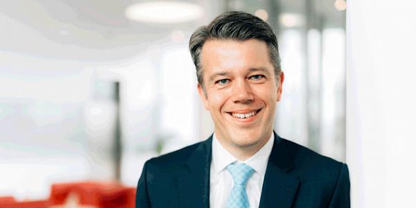 Dr. Michael Dorin, seit 1.1.2017 Finanzvorstand (CFO) der itelligence AG, © itelligence AG 2017