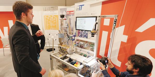 13. FMB – Zuliefermesse Maschinenbau 2017: Ideen für die Produktion von morgen