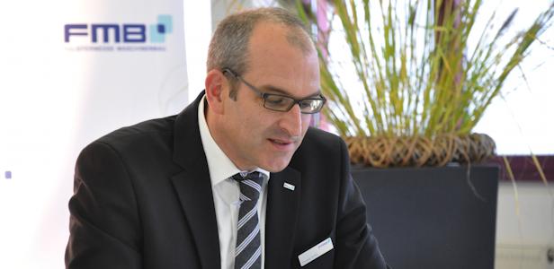 Christian Enßle, Portfolio Manager FMB bei der Clarion Events Deutschland GmbH, © croXXing 2017