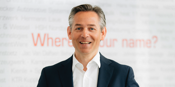 Norbert Rotter, Vorstandsvorsitzender, © itelligence AG 2017
