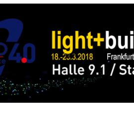 AGFEO Systemgedanke 4.0 auf der light + building 2018 in Frankfurt