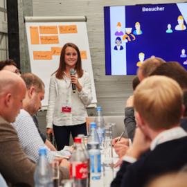 2. E-Commerce BBQ 2018 in Bielefeld. © B+S GmbH Logistik und Dienstleistungen 2018