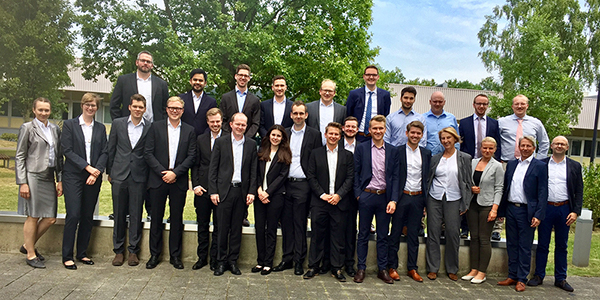 Forschungszentrum für Risikomanagement der Uni Paderborn kooperiert mit Arvato Systems, ©Arvato Systems GmbH 2018