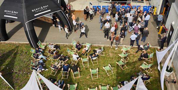 Mehr als 400 Teilnehmer beim zweiten E-Commerce BBQ von B+S und qualitytraffic, ©B+S GmbH Logistik und Dienstleistungen 2018