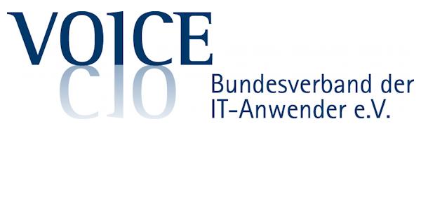 VOICE - Bndesverband der IT-Anwender e.V., Logo, © 2018