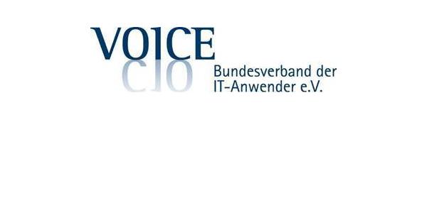 Logo, © VOICE Bundesverband der IT-Anwender e.V. 2018