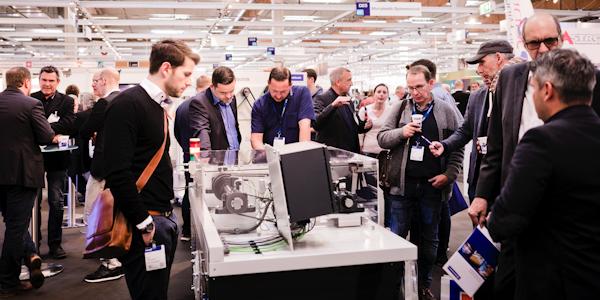 Zum Abschluss der 14. FMB – Zuliefermesse Maschinenbau zieht der Veranstalter Clarion Events eine rundum positive Bilanz, ©Clarion Events Deutschland GmbH 2018