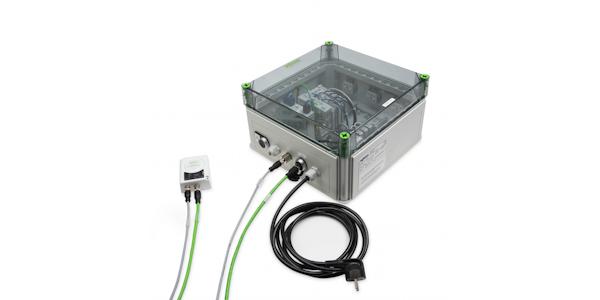 Ready to work – die WAGO IoT-Box einfach zu handhaben und praxisgerecht, ©WAGO Kontakttechnik GmbH & Co. KG 2018