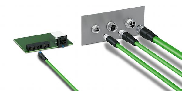 Phoenix Contact, Weidmüller Interface, Reichle & De-Massari, Belden und Fluke Networks entwickeln aufeinander abgestimmte Komponenten für das Single Pair Ethernet (SPE), © Phoenix Contact GmbH & Co. KG 2019