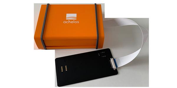 achelos Virtual Card Kit, © achelos GmbH 2020